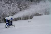 Использование систем тумана в зимний период времени года