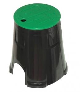 Бокс клапанный (колодец) MINI 175мм  круглый