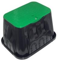 Бокс клапанный  (колодец)  STANDART прямоугольный малый