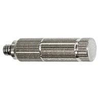 Форсунка для тумана 0,30mm, 0,40mm, 0,50mm Icooling, никелированная латунь, высокого давления 70-100 бар