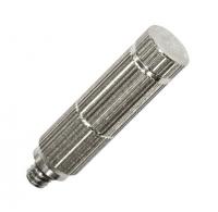 Форсунка для тумана 0,15mm Tecnocooling, никелированная латунь,  высокого давления 70 - 100 бар
