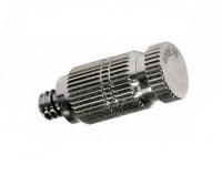 Форсунка для тумана 0,20mm Tecnocooling Economy, никелированная латунь, высокого давления 70-100 бар