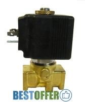 """Клапан электромагнитный АР 1/4"""" 230V 50Hz NC-80  EVO, для систем высокого давления 80 атм"""