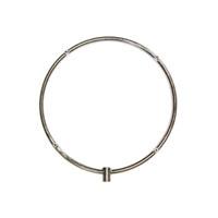 Кольцо туманообразующее Tecnocooling 35 см из нержав. стали для 4 форсунок, высокого давления до 100 атм.