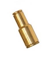 Муфта редукционная для нейлоновой трубки 1/2 х 3/8 Tecnocooling, высокого давления 70-100 бар