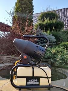 Дезинфектор воздуха генератор аэрозольный Fog Н05