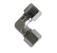 Угол 90 из нержавеющей стали  для труб 10мм Tecnocooling, высокого давления 70-100 атм