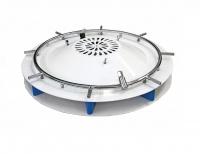 Вентилятор Tecnocooling потолочный  56 см  EuroJet