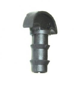 Заглушка  для капельной трубки 16мм